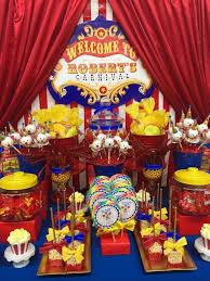 carnival birthday party carnival birthday party ideas carnival birthday