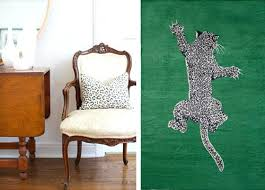 Leopard Print Runner Rug Leopard Print Runner Rug Tapinfluence Co