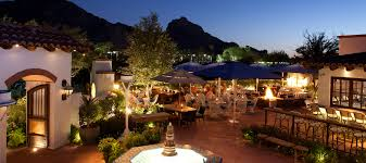 What Does El Patio Mean by El Chorro Arizona Destination Dining