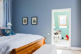 Schlafzimmer Blau Gelb Wandfarbe Grau Im Schlafzimmer 77 Gestaltungsideen Schöne