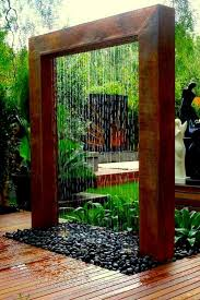 images about wall water features ponds also garden feature