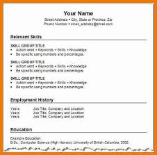download how to make a simple resume haadyaooverbayresort com