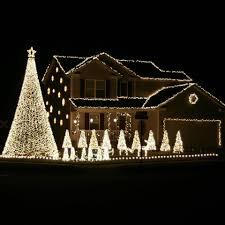 brown light show home