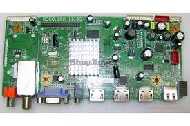 1b1k0401 t rsc8 10a 11153 board for x322bv hd