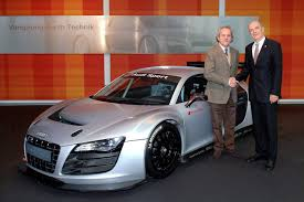 european delivery audi delivery of the audi r8 lms has started