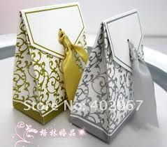 wedding favor boxes wholesale diamond wedding favor candy gift paper boxes chocolate packaging