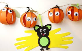 Childrens Halloween Craft Ideas - get spooky with the kids crafty little monsters halloween craft idea
