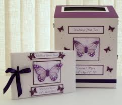 purple wedding guest book purple carol miller designs wedding stationery showcase