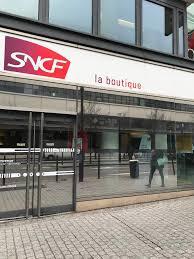 bureau sncf marseille boutique sncf agence de voyages 5 rue tony garnier 92100 boulogne