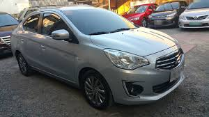 mitsubishi mirage hatchback mitsubishi mirage g4 gls 1 2g 2015 car rentals ph
