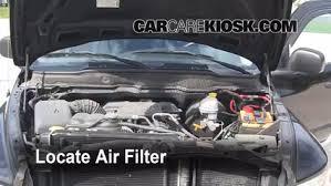 2003 dodge ram 1500 4 7 air filter how to 2003 2005 dodge ram 2500 2003 dodge ram 2500