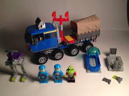 custom lego set review lego adu offroad canvas truck youtube