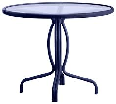 Glass Bistro Table Glass Bistro Table Bonners Furniture