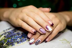 color french gel nail the best images bestartnails com