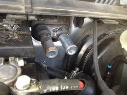 vwvortex com heater core broken off male fitting repair diy