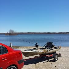 jeep kayak trailer kayak trailer ohio game fishing your ohio fishing resource