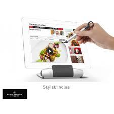 tablette recette de cuisine lutrin de cuisine pour tablette tactile support pour et