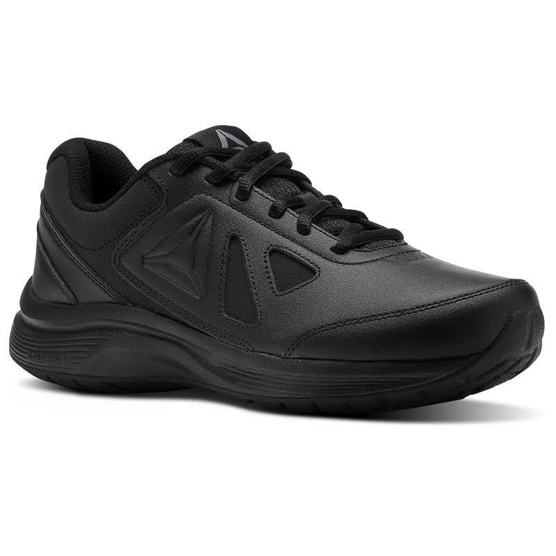 Reebok Ultra 6 Dmx Max Black/Alloy Wide D Walking Shoes