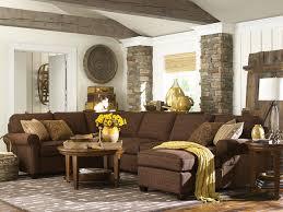 Traditional Living Room Sofas Brewster U Shaped Sectional By Bassett Furniture Traditional