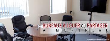 bureau partagé montreal partage local commercial affaires tourisme