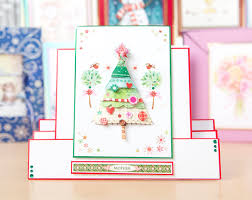 make festive cards with the hunkydorycrafts little book of family