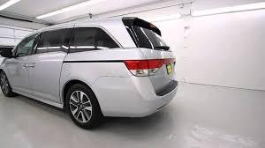 2014 Honda Odyssey Touring Elite Alabaster Silver Metallic Stk