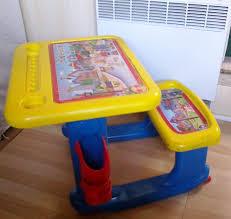 bureau oui oui bureau oui oui jouets jeux meubles d enfants à chelles