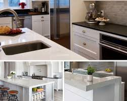what color quartz countertops with cabinets quartz countertop pairings that were made for each other