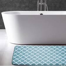 Geometric Bath Rug Geometric Bath Rugs U0026 Mats You U0027ll Love Wayfair
