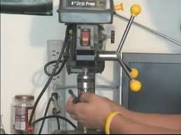 What Is A Pedestal Drill How To Use U0026 Maintain A Drill Press How To Change Drill Press