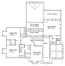 Southern Living Floorplans Salem U0027s Bluff Gary Ragsdale Inc Southern Living House Plans