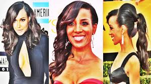 layered hairstyles for african american women medium length straight layered hairstyles for african american
