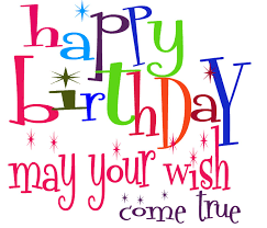 free birthday cards to text 12 free birthday clipart for