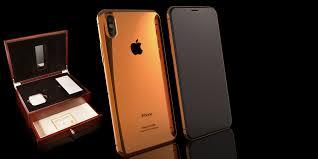 Gold Rose Iphone X Elite 5 8