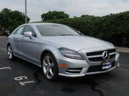 mercedes amg 550 cls used mercedes cls550 for sale carmax