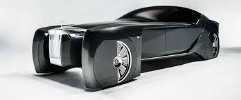 rolls royce 103ex kijkje in de futuristische rolls royce 103ex concept