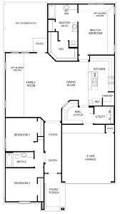 Dh Horton Floor Plans D R Horton Opens New Model Near Rancho Sienna Elementary