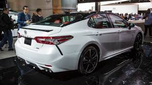 toyota camry 2018 toyota camry exterior and interior youtube