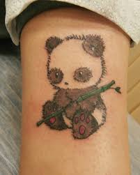panda tattoo ideas pictures to pin on pinterest tattooskid