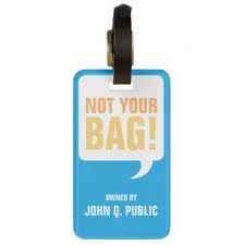 unique luggage tags 50 unique personalized luggage tags travel gift list