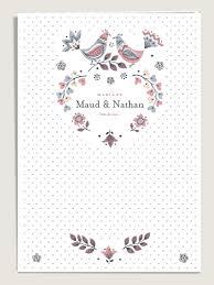 messe de mariage couverture de livret de messe de mariage colombes slaves