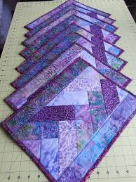 127 best quilted placemats mug rugs table runners images on