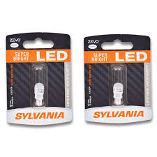 sylvania zevo license light bulb 2008 2016 mercedes benz cl550