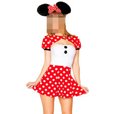 Minnie Mouse Halloween Costume Adults Compare Prices Minnie Mouse Halloween Costume