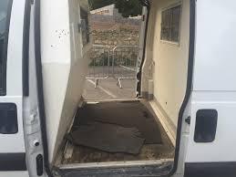 2005 05 citroen dispatch 900 hdi ex police dog van still has the