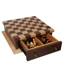 Chess Table Chess And Checkerboard Set Amish Direct Furniture