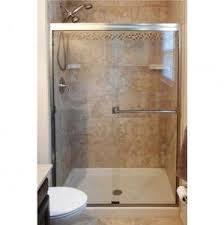 Basco Shower Door Basco Shower Door 3500 60 Classic Semi Frameless Bypass Bas 3500 60