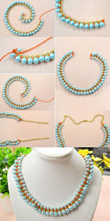 tutorial necklace making images 377 best learning center tutorials images seed jpg