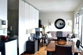 Elegant Room Dividers Best Bedroom Divider Ideas On Studio Apartment