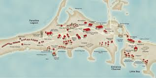 Bahama Islands Map Princess Cays Cruise Port Terminal Things To Do In Port Of